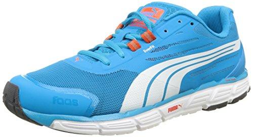 Puma Faas 500 S V2, Chaussures de Course Homme Bleu (Atomic Blue/White)
