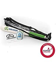 Aresson Rounders Image Bat and Softy Ball PK