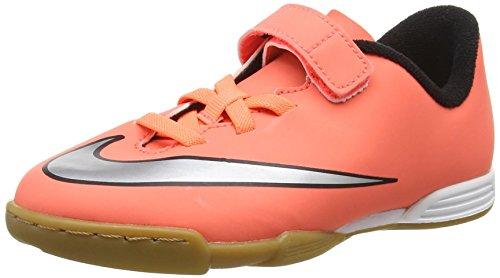 Nike Mercurial Vortex II (V) IC, Chaussures de Football Mixte Enfant