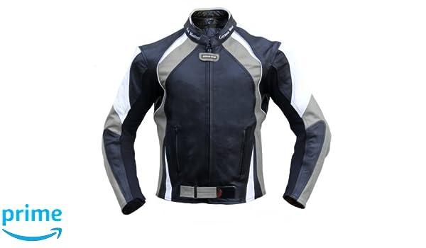 Nero German Wear Protettore Giacca Moto