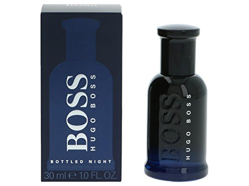 Hugo boss boss bottled night eau de toilette, uomo, 30 ml