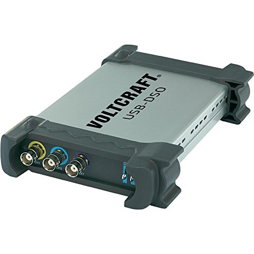 VOLTCRAFT DSO-1082 USB OSCILOSCOPIO