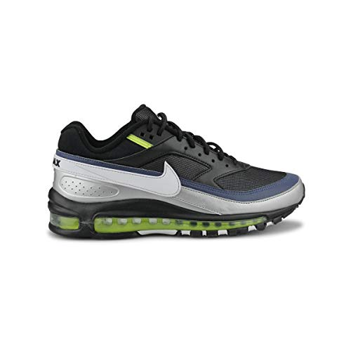 official photos 860bf 920ef 3, Nike Air Max 97 BW Noir Ao2406-003