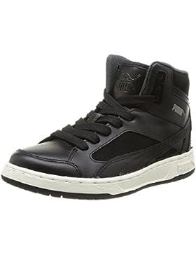 Puma Rebound V2 Hi 358475/01, Jungen Sneaker
