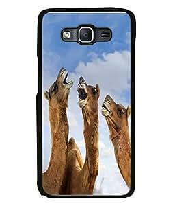 Fuson Designer Back Case Cover for Samsung Galaxy On7 G600Fy :: Samsung Galaxy Wide G600S :: Samsung Galaxy On 7 (2015) (Cheetah leopord tiger lion animal)