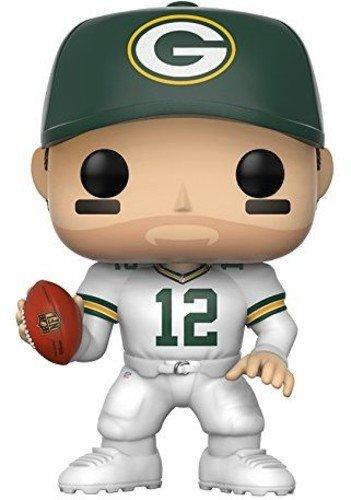 NFL Figura de vinilo Aaron Rodgers Green Bay Color Rush Funko 20165