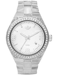 666cef9f2095 adidas Originals ADH2506 - Reloj analógico de Cuarzo para Mujer con Correa  de Caucho