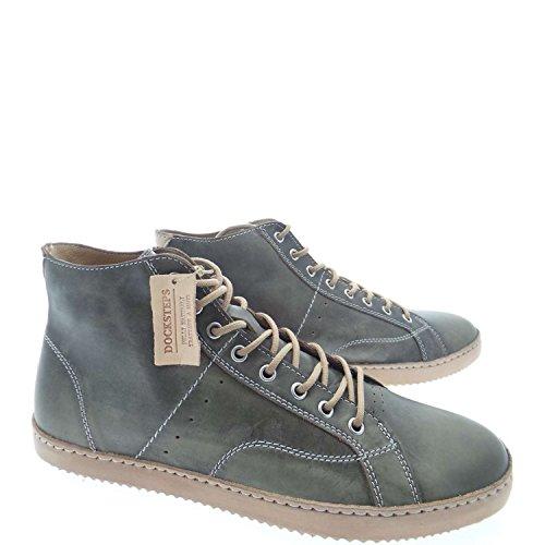 Docksteps DSE102479 Sneakers Uomo 100% Pelle Muschio Muschio 42