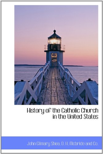 History of the Catholic Church in the United States
