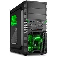 Sedatech Gamer Advanced Desktop (Intel i3-4160 2x 3.6GHz, Geforce GTX750ti 2048MB, 16GB RAM, 2000GB HDD, USB 3.0, Full HD 1080p, 80+ PSU, Windows 7)