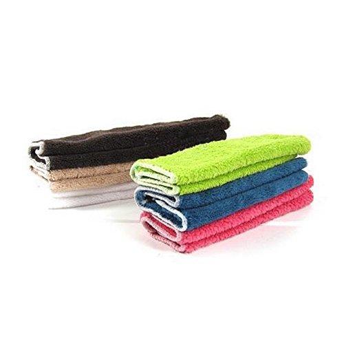 YCANK Waschreinigung Wischtuch Anti-Fett Lappen Bambus Tuch Magic Fiber Küche Handtuch -