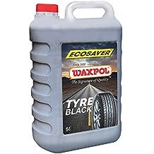 Waxpol Ecosaver Tyre Black - 5 Ltr