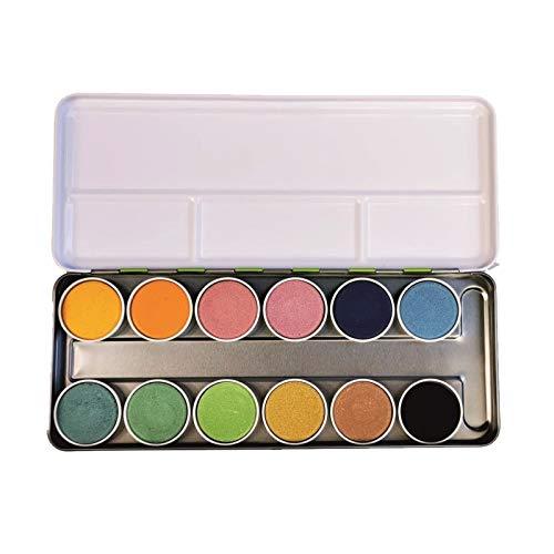 Aquarelle 12 couleurs