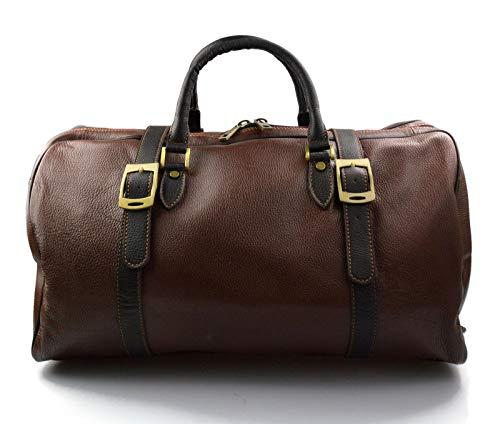 Zoom IMG-2 borsone pelle uomo donna borsa