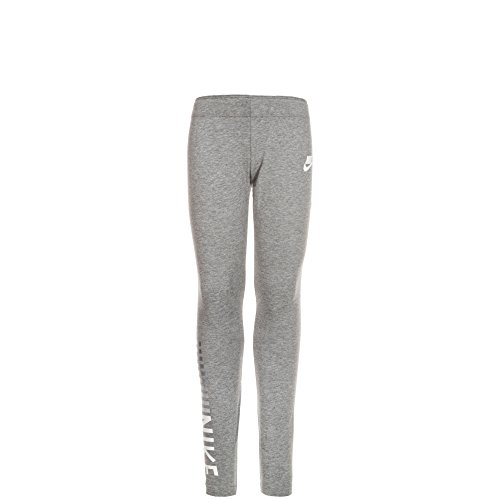 Nike G NSW TIGHT LEG-A-SEE - Leggins Grau - XL - Mädchen
