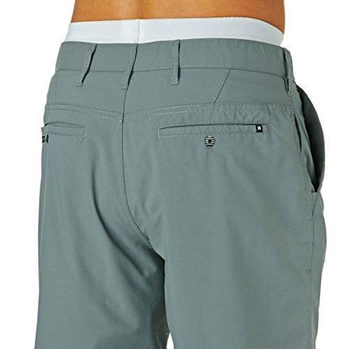 Hurley Herren Shorts Dri-FIT Chino 19 Zoll Grau