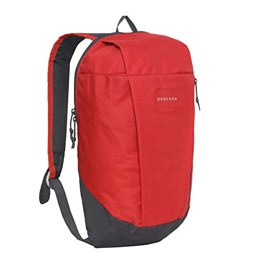 Quechua Nylon 10 LTR Red Travel Backpack(Hiking Backpack) Image 5