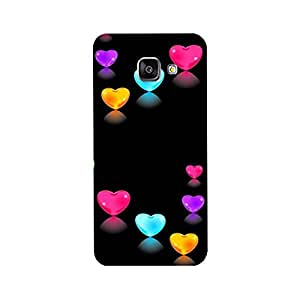 Yashas High Quality Designer Printed Case & Cover for Samsung Galaxy J5 prime (Heart)