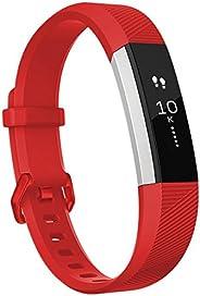 HUMENN Compatibel met Fitbit Alta HR Bandje, Verstelbare Vervangende Sport Accessoire Polsband Riem voor Fitbit Alta/Alta HR