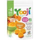 YOOJI - Potiron BIO Yooji - 480 g - Surgelé