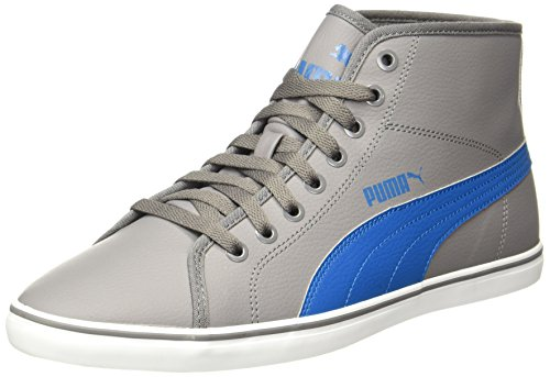 359a4f4387aa 55% OFF on Puma Elsu v2 Mid CV DP Men Canvas Shoes For Men(Blue) on ...