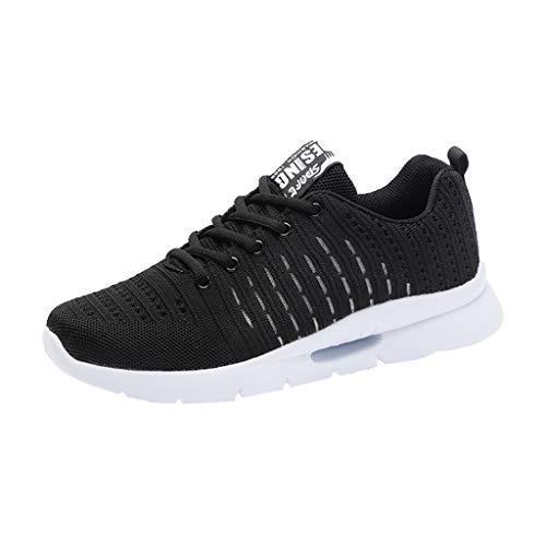 Darringls_Zapatos de hombre,Zapatillas Deporte Hombre Cordones Air Cushion Zapatos para Correr Athletic Running Sports Sneakers