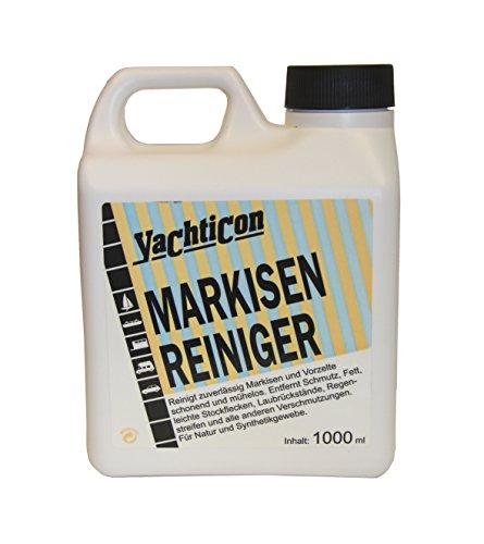 Markisen Reiniger mit Reinigungstuch - Markisenreiniger ideal für Markisen Vorzelte Persenning...