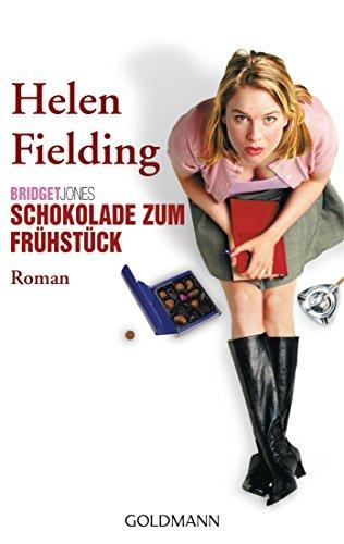 Buchcover Bridget Jones - Schokolade zum Frühstück: Roman   -