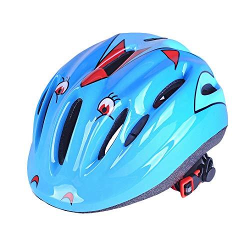 RESTBUY Kind Fahrradhelm Helm Bike Fahrrad Radhelm Für… | 00710654751585