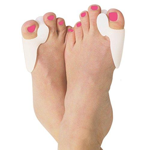 Footmatters Silicone Soft Gel Bunion Toe Seperator by FootMatters preisvergleich