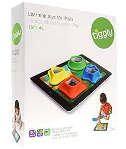Tiggly NV0089 Jouet ludo-éducatif pour iPad