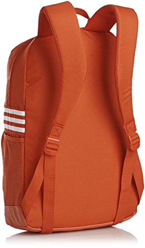 adidas Asbp M 3s Rucksack Orange/Weiß