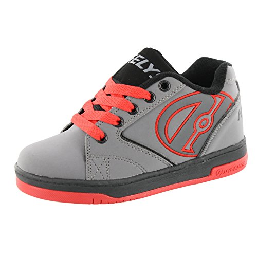 Heelys PROPEL 2.0 2016 grey/royal/white Gris/Rouge/Noir