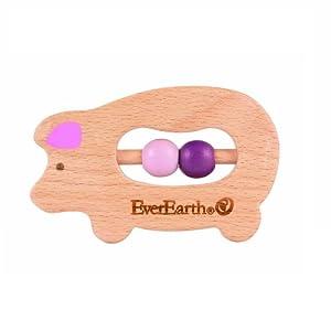 EverEarth EE33578 - Agarrador con Forma de Cerdito