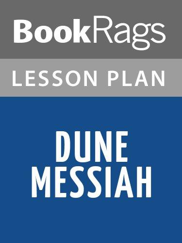 Lesson Plans Dune Messiah (English Edition)