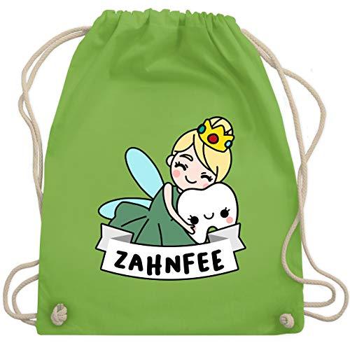 - Zahnfee Kostüm - Unisize - Hellgrün - WM110 - Turnbeutel & Gym Bag ()