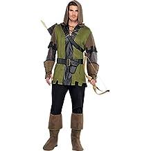 Amscan - 844.178 a 55 - Disfraz - Hombres - Prince Ladrones - Talla M / L