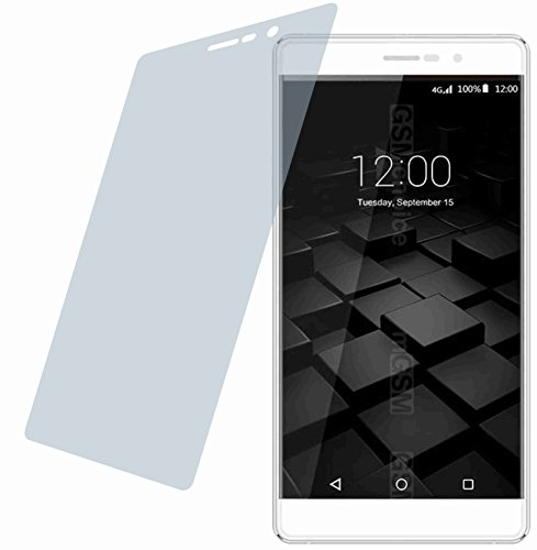 4ProTec Umi Fair (2 Stück) Premium Bildschirmschutzfolie Displayschutzfolie ANTIREFLEX Schutzhülle Bildschirmschutz Bildschirmfolie Folie