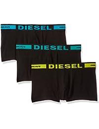 Diesel 00cky3, Boxer Homme, Noir