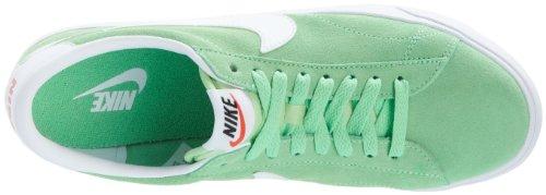 Nike Tennis Classic AC ND, Baskets Basses Homme, Blanc, Talla Vert clair / Blanc