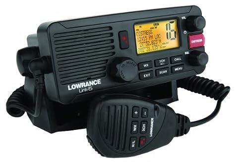 Lowrance Seefunkanlage Link-5 DSC-UKW, 000-10788-001