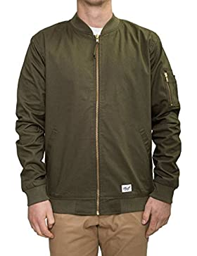 Reell Flight Chaqueta olive