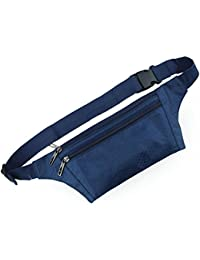 New In Imported Product Outdoor Portability Three Zippers Water-proof Runner's Waist Pack