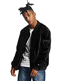Rocawear Men Jackets/Bomber Jacket Retro Velour