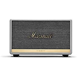 Marshall Acton II Haut-parleur Bluetooth - Blanc (UK)