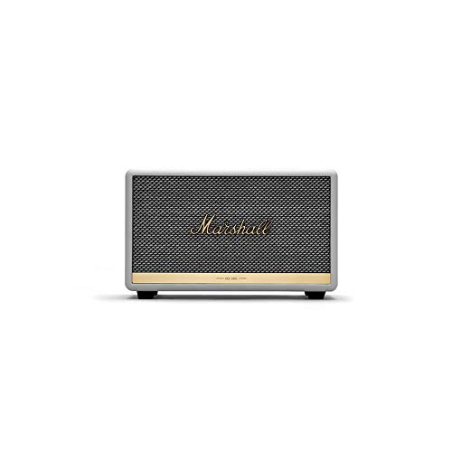 Marshall Acton II Haut-parleur Bluetooth - Blanc (UK)