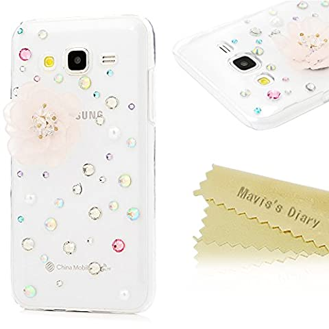 Mavis's Diary Samsung Galaxy J5 Case (2015 Version)- 3D Handmade