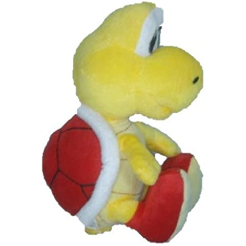 Peluche, Koopa serie Super Mario Bros Troopa morbido di peluche