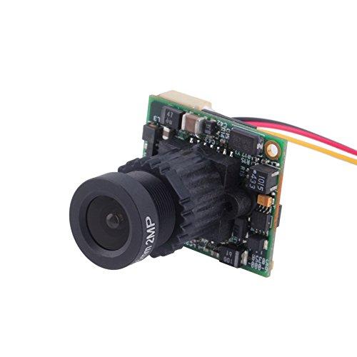 HSL HD 700TVL Sony CCD PCB-Platinenkamera 2.1mm Weitwinkelobjektiv Mini FPV-Sicherheits-Nocken - 4