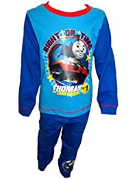 Thomas The Tank Engine Right On Time Pyjamas 12 Months-4 Years Available